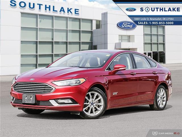 2017 Ford Fusion Energi  (Stk: P51376) in Newmarket - Image 1 of 27