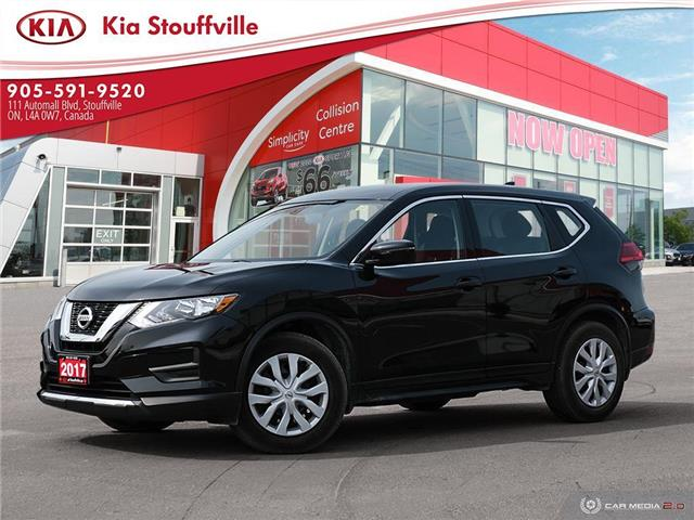 2017 Nissan Rogue S (Stk: 21065A) in Stouffville - Image 1 of 26