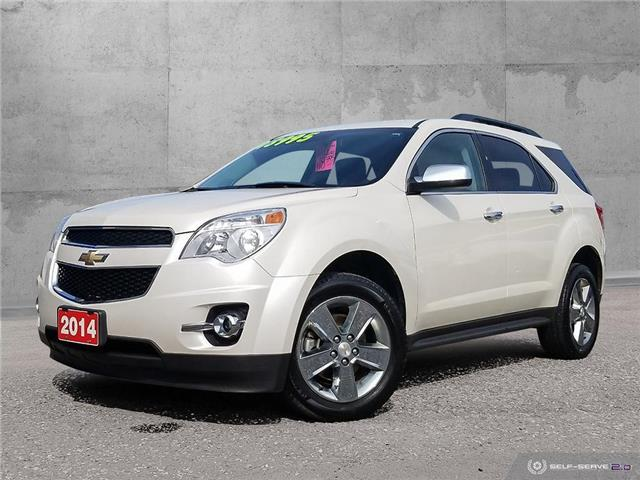 2014 Chevrolet Equinox 2LT (Stk: 20003A) in Quesnel - Image 1 of 25