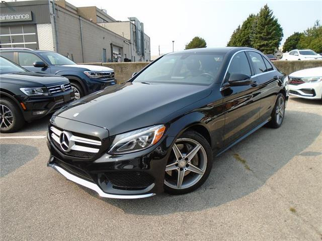 2017 Mercedes-Benz C-Class Base (Stk: P7530) in Toronto - Image 1 of 21