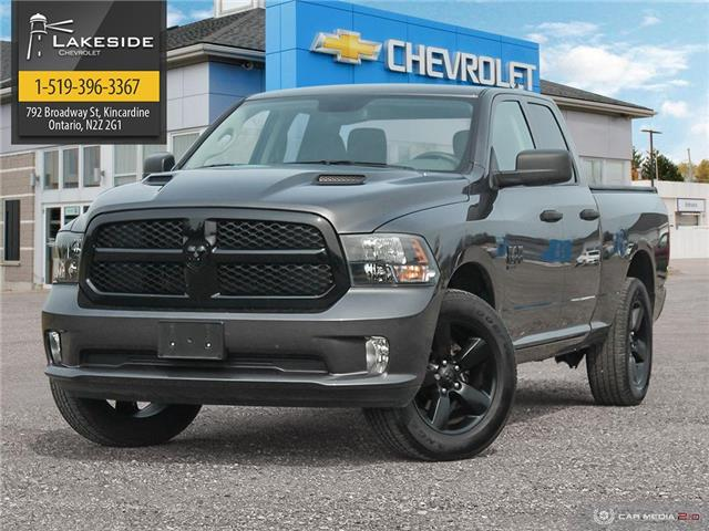 2019 RAM 1500 Classic ST (Stk: T0122A) in Kincardine - Image 1 of 21