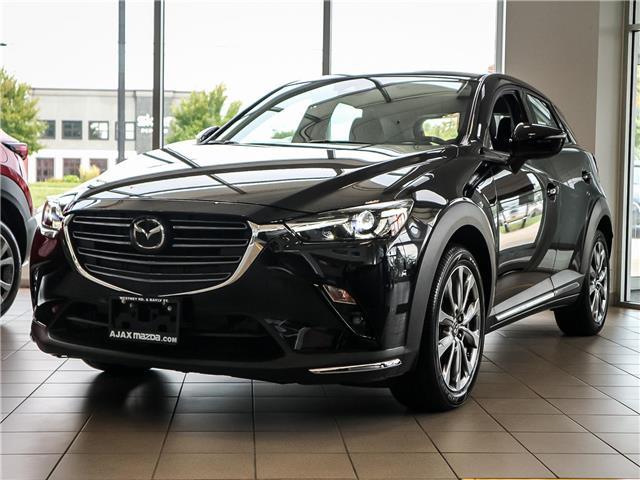 2019 Mazda CX-3 GT (Stk: 19-1058) in Ajax - Image 1 of 19