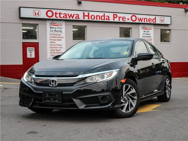 2018 Honda Civic SE (Stk: H85400) in Ottawa - Image 1 of 27
