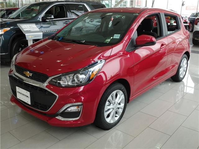 2020 Chevrolet Spark 1LT CVT (Stk: 0208120) in Langley City - Image 1 of 6