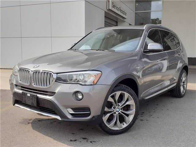 2017 BMW X3 xDrive28i (Stk: 14001A) in Gloucester - Image 1 of 26