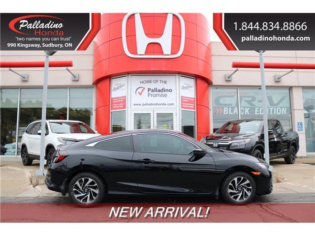 2016 Honda Civic EX-T (Stk: 22166B) in Greater Sudbury - Image 1 of 1
