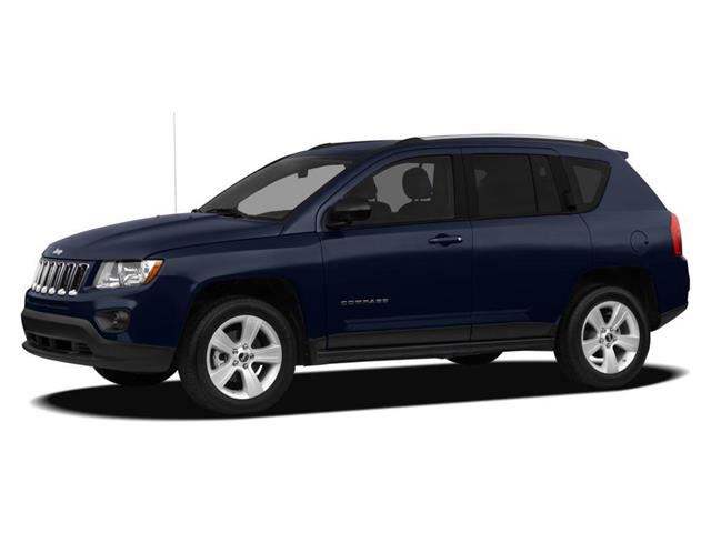 2011 Jeep Compass Sport/North (Stk: P20124B) in Edmonton - Image 1 of 1