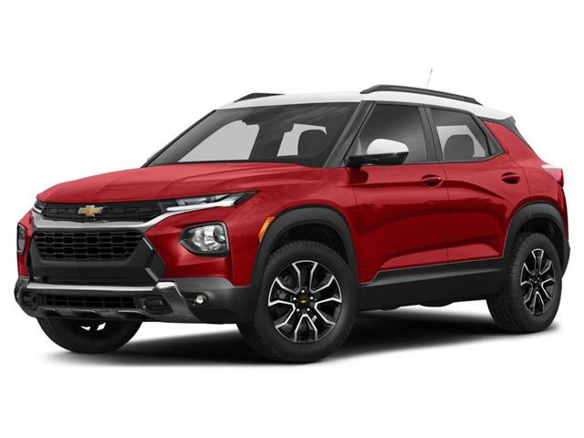 2021 Chevrolet TrailBlazer RS (Stk: T21-1572) in Dawson Creek - Image 1 of 3