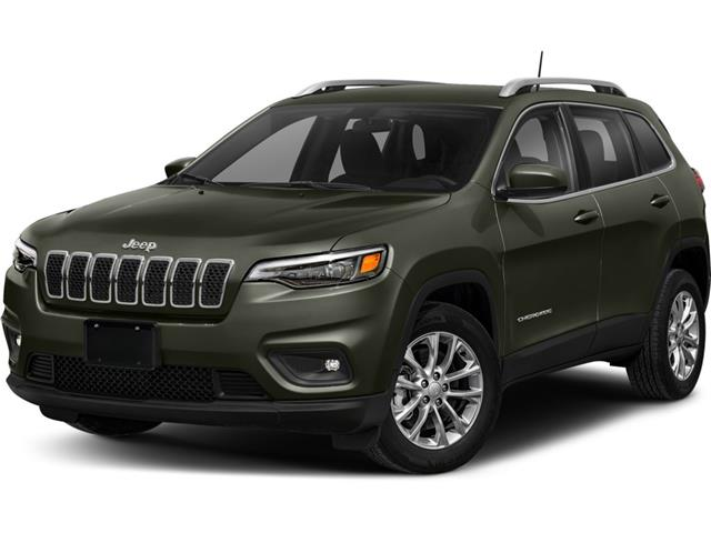 2020 Jeep Cherokee Trailhawk (Stk: 6553) in Sudbury - Image 1 of 1