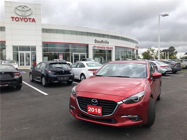 2018 Mazda Mazda3 Sport GT (Stk: 210032A) in Whitchurch-Stouffville - Image 1 of 17