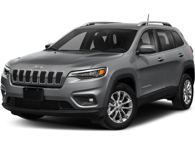 2021 Jeep Cherokee Trailhawk (Stk: ) in Sudbury - Image 1 of 1