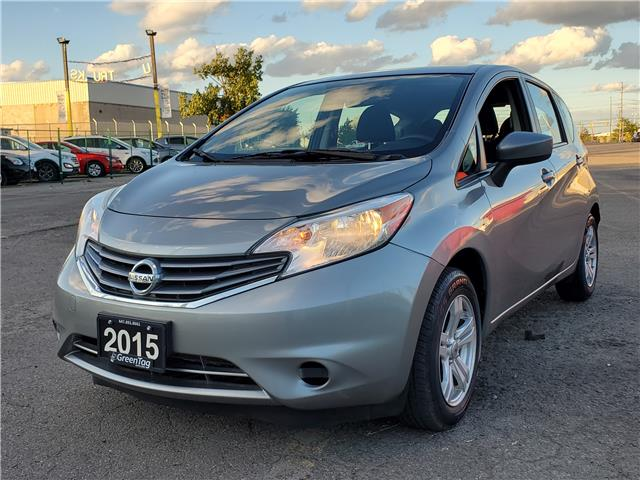 2015 Nissan Versa Note 1.6 S (Stk: 5484) in Mississauga - Image 1 of 18