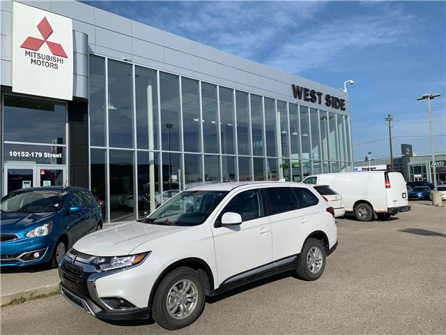 2019 Mitsubishi Outlander ES (Stk: BM3901) in Edmonton - Image 1 of 1