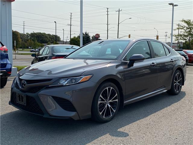 2019 Toyota Camry SE (Stk: TW266A) in Cobourg - Image 1 of 28