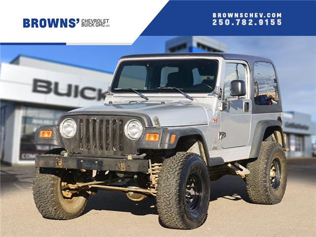 2005 Jeep TJ SE (Stk: 4514A) in Dawson Creek - Image 1 of 9