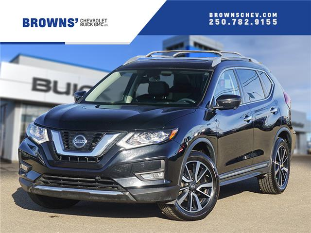 2018 Nissan Rogue SL (Stk: T20-1434AA) in Dawson Creek - Image 1 of 16