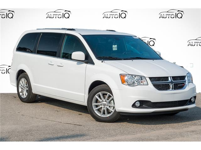2020 Dodge Grand Caravan Premium Plus (Stk: 34419) in Barrie - Image 1 of 29