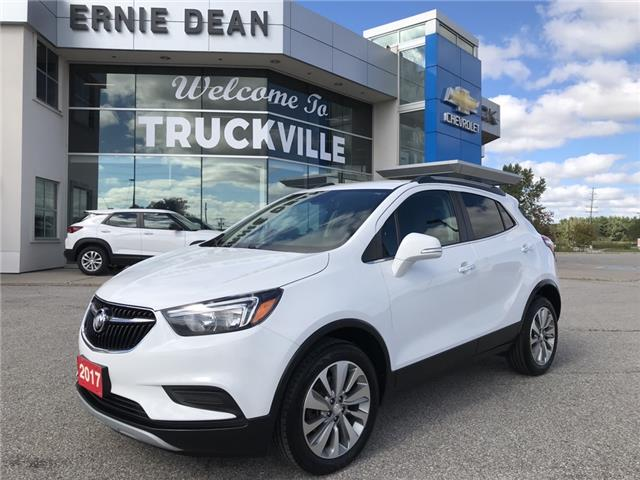2017 Buick Encore Preferred KL4CJASB6HB151465 15408A in Alliston