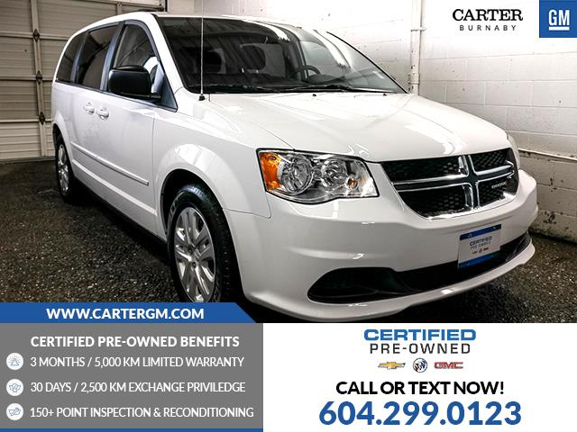 2015 Dodge Grand Caravan SE/SXT (Stk: D5-62531) in Burnaby - Image 1 of 24