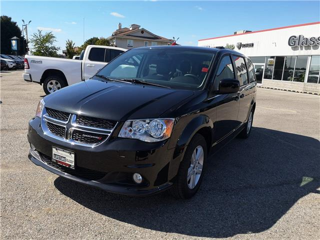 2020 Dodge Grand Caravan Crew (Stk: 20-259) in Ingersoll - Image 1 of 20