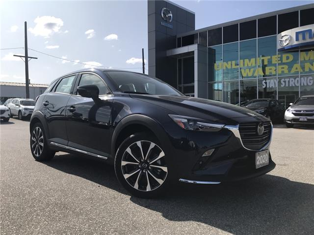 2020 Mazda CX-3 GT (Stk: NM3300) in Chatham - Image 1 of 21