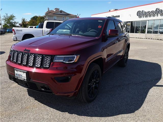 2020 Jeep Grand Cherokee Laredo (Stk: 20257) in Ingersoll - Image 1 of 20