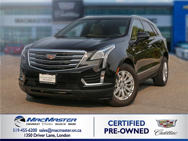 2018 Cadillac XT5 Base (Stk: L81303A) in London - Image 1 of 10