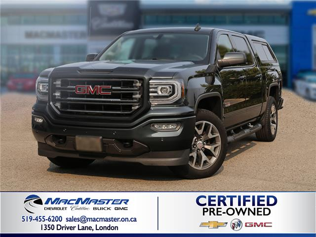 2018 GMC Sierra 1500 SLT (Stk: 205154A) in London - Image 1 of 10