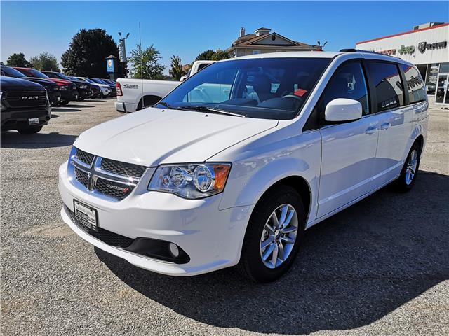2020 Dodge Grand Caravan Premium Plus (Stk: 20254) in Ingersoll - Image 1 of 20