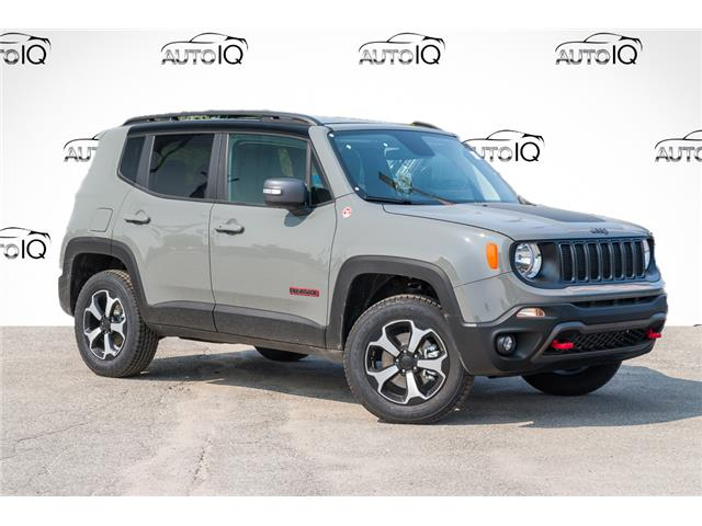2020 Jeep Renegade Trailhawk (Stk: 34326) in Barrie - Image 1 of 29