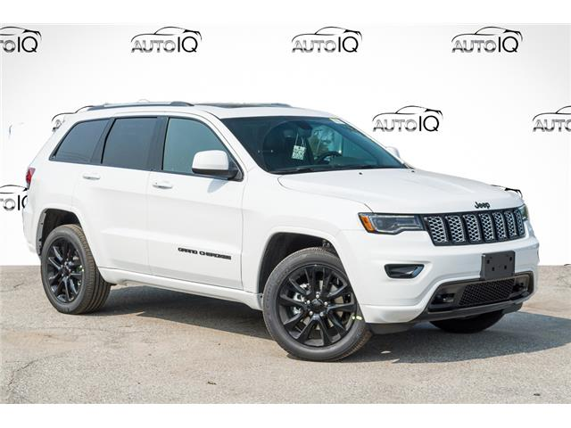 2020 Jeep Grand Cherokee Laredo (Stk: 34373) in Barrie - Image 1 of 30