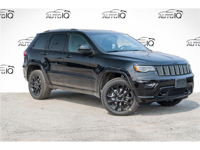 2020 Jeep Grand Cherokee Laredo (Stk: 34410) in Barrie - Image 1 of 29