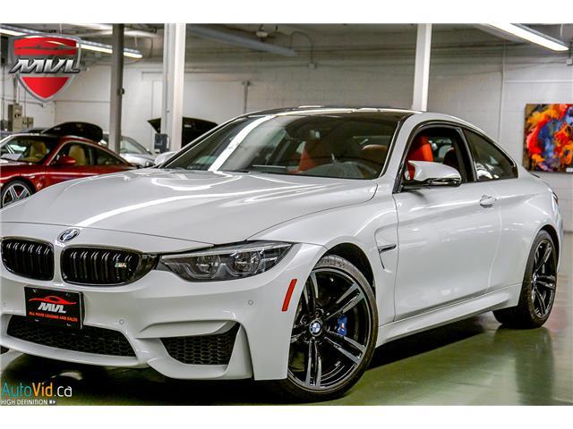 2018 BMW M4 Base WBS4Y9C58JAA92570  in Oakville