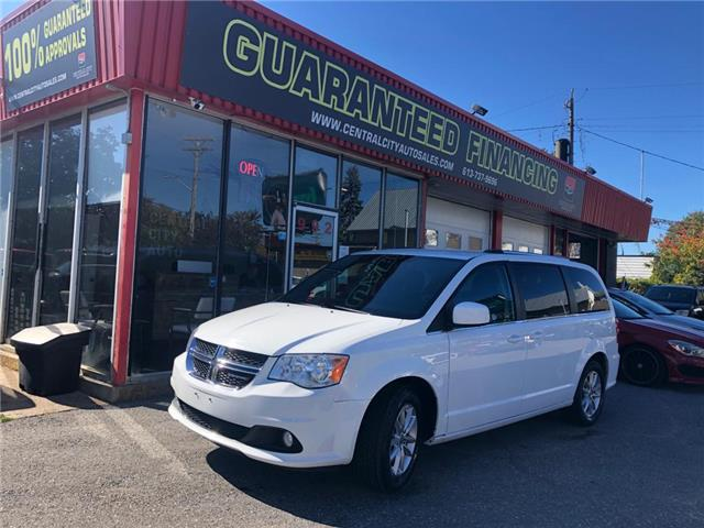 2019 Dodge Grand Caravan CVP/SXT (Stk: C20183) in Ottawa - Image 1 of 23