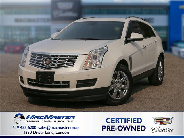 2016 Cadillac SRX Luxury Collection (Stk: 205158A) in London - Image 1 of 10