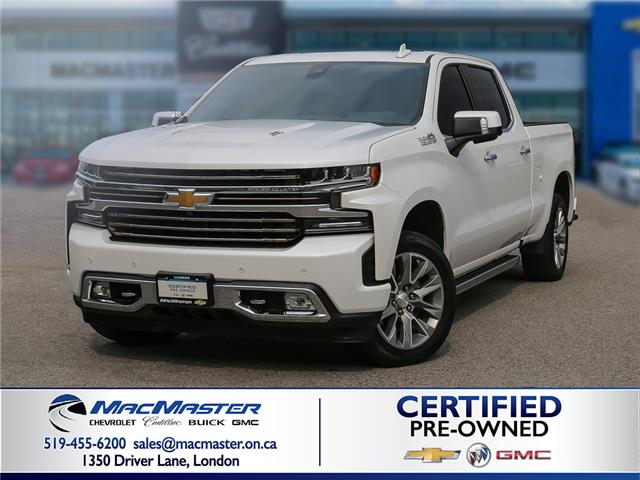2019 Chevrolet Silverado 1500 High Country (Stk: 205160A) in London - Image 1 of 10