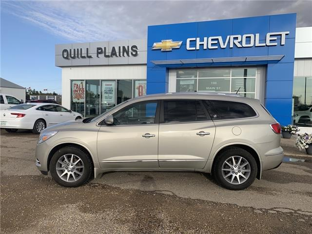 2016 Buick Enclave Leather (Stk: 20T112A) in Wadena - Image 1 of 12