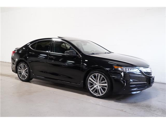 2016 Acura TLX Tech (Stk: #802150) in Vaughan - Image 1 of 28