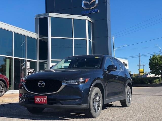 2017 Mazda CX-5 GS (Stk: M2797) in Gloucester - Image 1 of 15