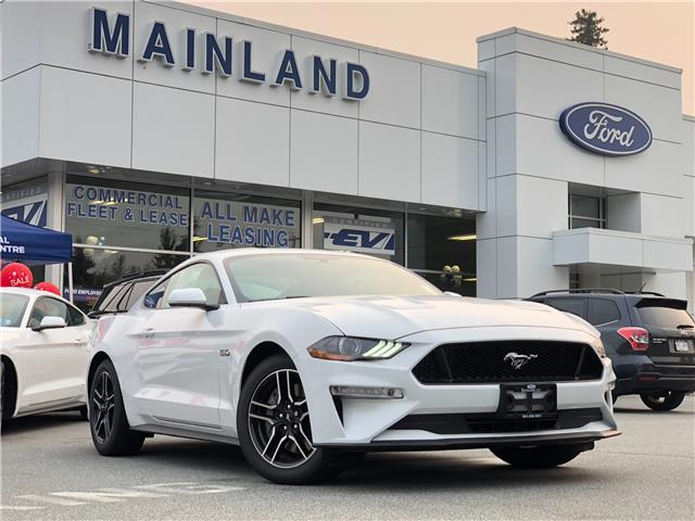 2020 Ford Mustang GT (Stk: 20MU7271) in Vancouver - Image 1 of 27