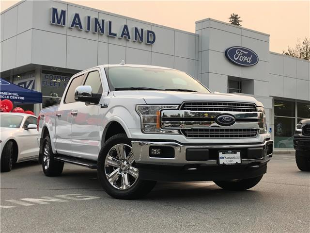 2018 Ford F-150 Lariat (Stk: P5962) in Vancouver - Image 1 of 30