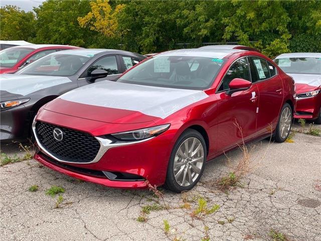 2021 Mazda Mazda3  (Stk: 21120) in Toronto - Image 1 of 5