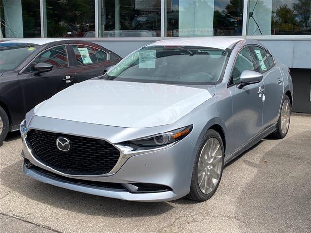 2021 Mazda Mazda3  (Stk: 21166) in Toronto - Image 1 of 5