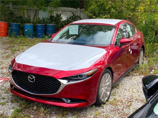 2021 Mazda Mazda3 GT (Stk: 21168) in Toronto - Image 1 of 6