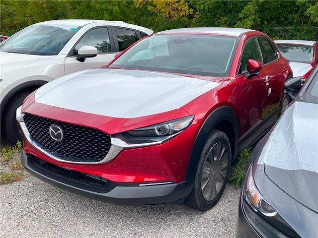 2021 Mazda CX-30 GS (Stk: 21040) in Toronto - Image 1 of 5