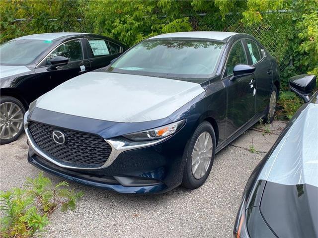 2020 Mazda Mazda3 GS (Stk: 85719) in Toronto - Image 1 of 5