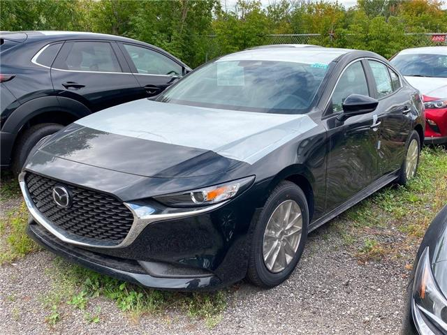 2020 Mazda Mazda3  (Stk: 85839) in Toronto - Image 1 of 5