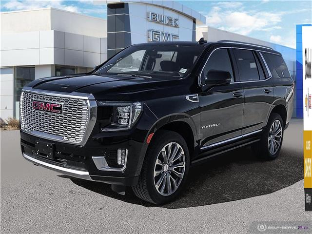 2021 GMC Yukon Denali (Stk: G21004) in Winnipeg - Image 1 of 25