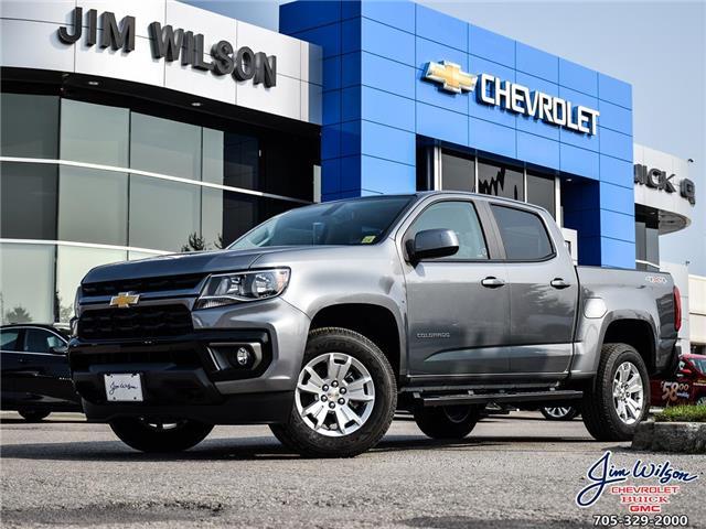 2021 Chevrolet Colorado LT (Stk: 202113) in Orillia - Image 1 of 29