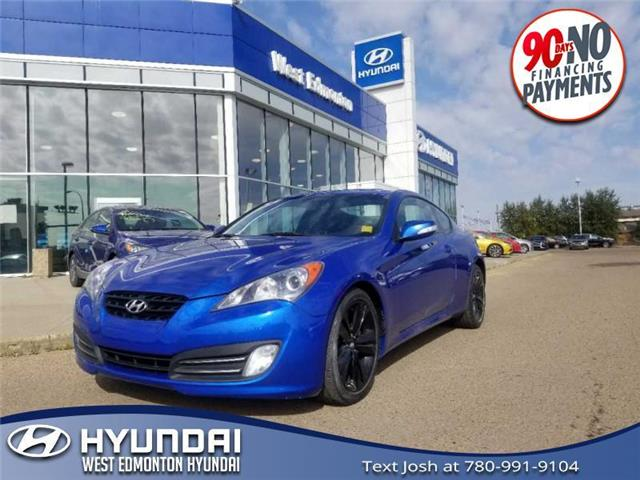 2010 Hyundai Genesis Coupe 3.8 (Stk: 4829TA) in Edmonton - Image 1 of 20